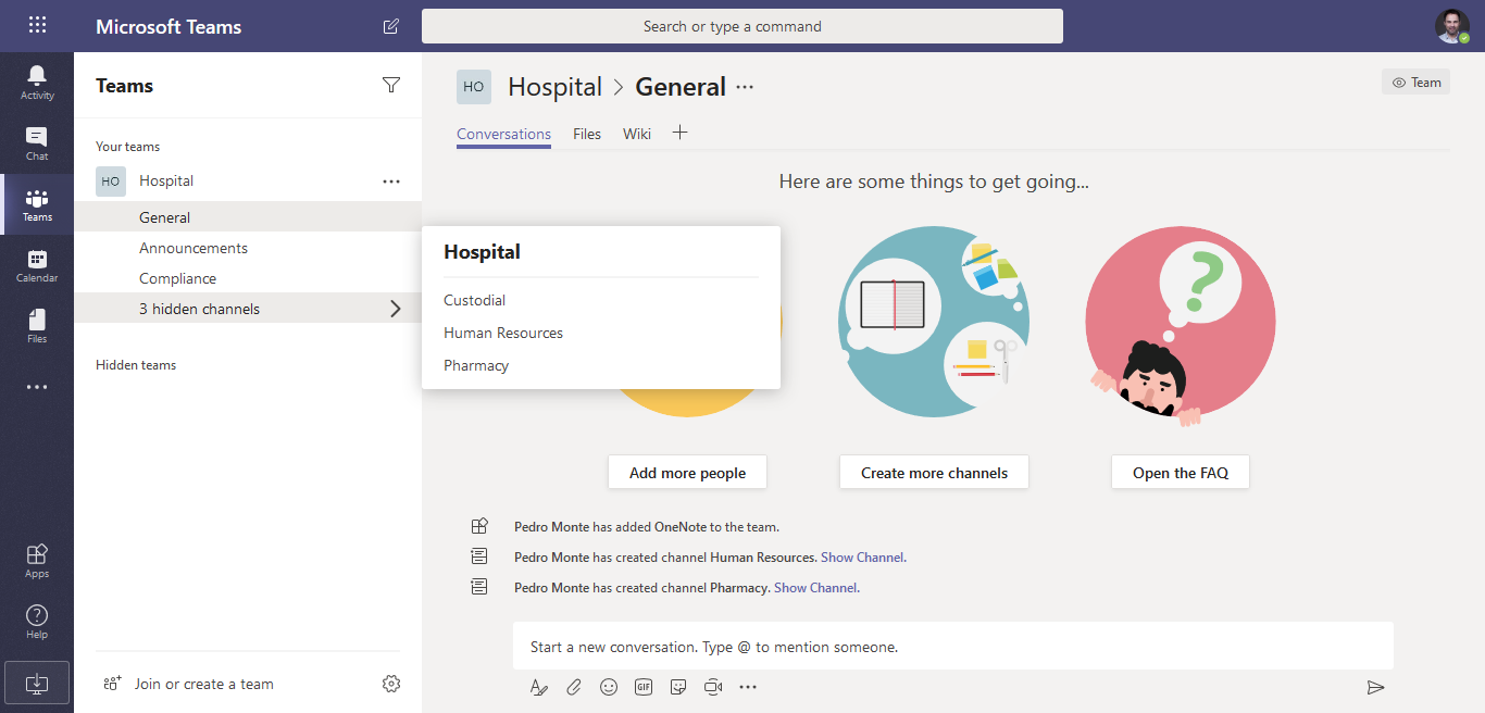 healthcarehospital template